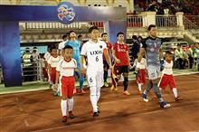 AFCチャンピオンズリーグ2017 グループステージ 第2節 VSムアントン・ユナイテッド