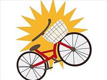 自転車の事故!