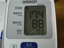 血圧測定の結果は…
