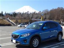 富士山を見に行く