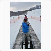 10年ぶりにスキー♪
