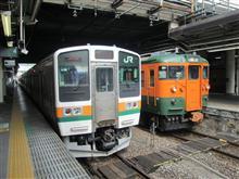 【出張で鉄学 (続編) 】3月4日JRダイヤ改正を前に、現役国鉄形を追う。