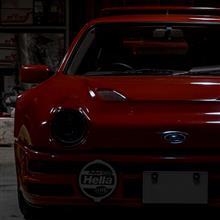 【試乗】Ford RS200 Part.1 エクステリア
