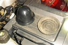 ヘッドライトのバルブキャップを交換!…のときに、嫌なもの見ちゃった(^^ゞ