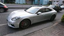 New Panamera Turbo試乗!