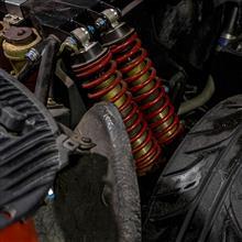 【試乗】Ford RS200 Part.3 足回り~乗ってみて