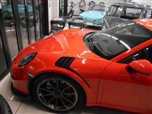 ポルシェGT3 RS