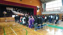 未来予想図(卒業式)