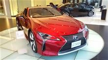 LC500hS package 見てきました !(^^)!