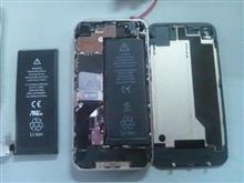 iPhone4s バッテリー交換 毎月パケット使用量 100GBオーバー 基本使用料 ¥4,410 OK