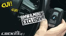 LOCK音 BMW & MINI's EXCLUSIVE