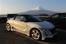 富士山撮りはおまけのハズだったのに・・・
