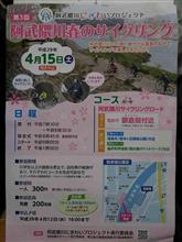 第3回阿武隈川春のサイクリング 案内