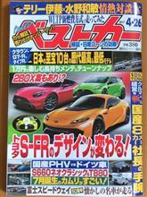 私のJC08モードの動画が自動車雑誌の役に立った?