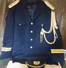 消防式典服。