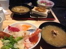 3月25日 九州から姉が来ました