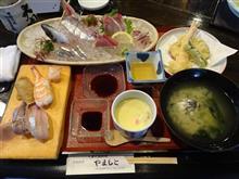 熊本県天草に来たら、やっぱりお魚を食べないとね。