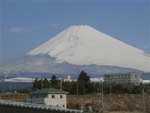 2017/3/28 今日の富士山