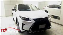 【RX200t DBA-AGL25W サブコンCRTD4® Petrol TDI Tuning】インプレ頂きました!