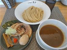 中華蕎麦 生る(なる) 特製つけそば 最高!!!