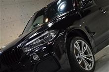 BMW X5 xDrive35dの新車カーコーティング【リボルト名古屋】