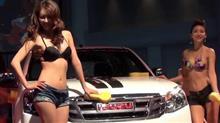 洗車の度合い