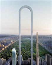 我々の予想ナナメ上を行く、U字型世界最長ビルの設計計画が発表される!