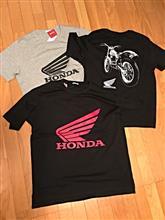 HONDA + GU コラボ Tシャツ