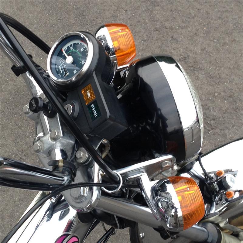 現在も現役の原付バイク