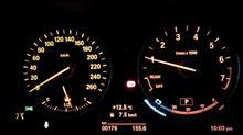 BMW 218i アクティブツアラー 乗車記録