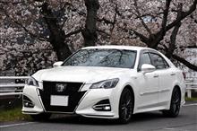 Yama-ninアスリート号桜とのコラボ