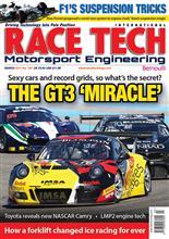 【書籍】RACE TECH, MARCH 2017 No.196