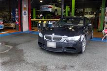 BMW E92 M3 DCTF交換