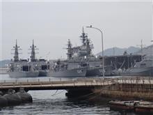 練習艦「しまゆき」の艦艇一般公開^^その2