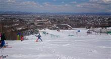 サンタでスキー試乗会