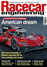 【書籍】Racecar engineering Mar 2017, Vol27 No3