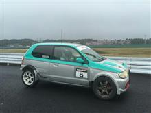EMZ K-CAR耐久に初参加♪