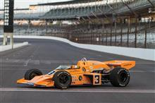 INDY 500 ・ McLaren Honda Andretti・Alonso