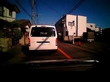 拡散希望を支援!★ 千葉15-71が信号無視、危うく事故!・ドラレコが撮影!
