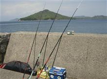 今年初の投げ釣り