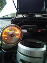 ムーヴに「Abflug」 激レアのブースト計を装着しました!