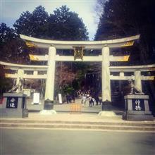 関東で一番のパワースポット「三峯神社」へ!!