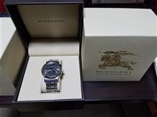 腕時計買い直しと修理中・・・