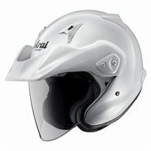 ジェットヘルメットもいいかも?
