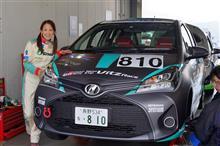 Vitz Race 関東シリーズ 第一戦