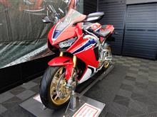 ホンダCBR1000RR SP(モータースポーツジャパン2017)