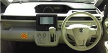 スズキ ワゴンR FA2WD 乗車記録
