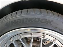 HanKOOK ventus V12 evo2 インプレッション