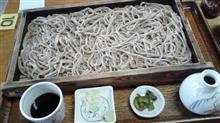 お蕎麦食べました~(^_^)v