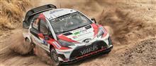 WRC2017 ラリーアルゼンティーナ